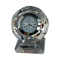 SDT 124 - Crystal Clock