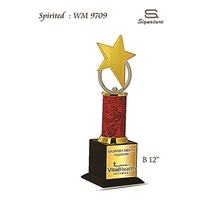 WM 9709 - SPIRITED TROPHY