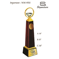 WM 9715 - IMPORTANT TROPHY