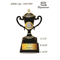 WM 9719 - JUBILEE CUP  TROPHY