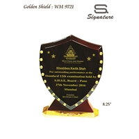 WM 9721 - GOLDEN SHIELD TROPHY