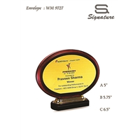 WM 9727 - ENVELOPE  AWARDS