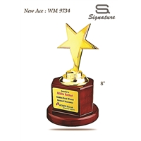 WM 9734 - NEW ACE TROPHY